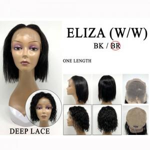 Bellatique 100% Virgin Brazilian Remy Human Hair  Wig ELIZA(W/W)