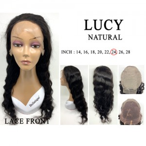 Bellatique 100% Virgin Brazilian Remy Human Hair Wig LUCY