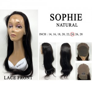 Bellatique 100% Virgin Brazilian Remy Human Hair Wig SOPHIE