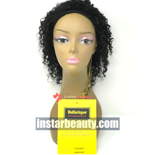 Bellatique Brazilian Virgin Remy Half Wig TIFFANY