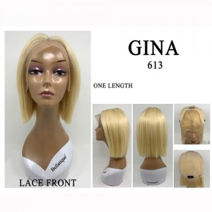 Bellatique 100% Virgin Brazilian Remy Human Hair  Wig GINA