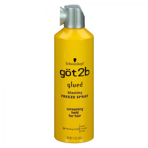 Got2b Blasting Frizz Spray 12oz