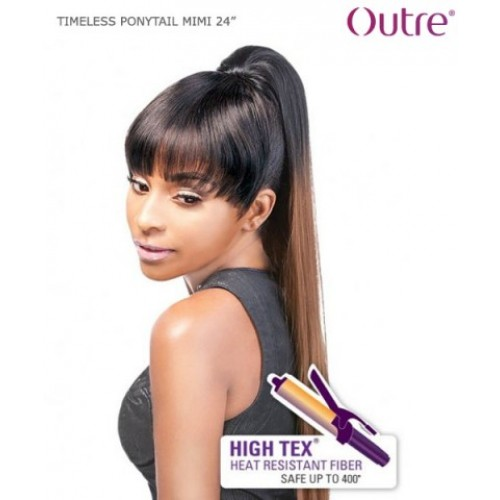 """Outre Ponytail - MIMI 24"""" TIMELESS PONYTAIL Synthetic Ponytail"""
