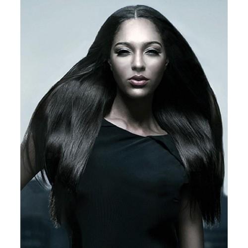 """Outre Velvet 100% Virgin Remi Human Hair Yaki ROSE 10S"""" - 24"""""""