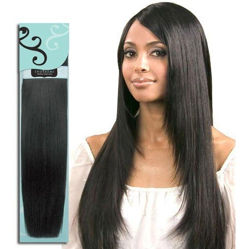 "Indiremi Virgin Human Hair Remy Weave FINE SILKY 10"" - 24"""