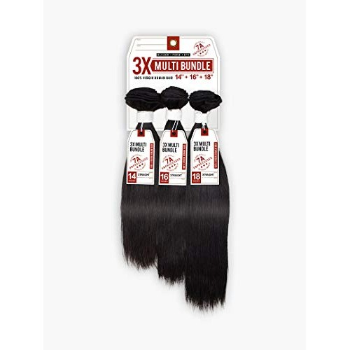 Sensationnel 3X Multi Bundle Weave STRAIGHT 10-22""