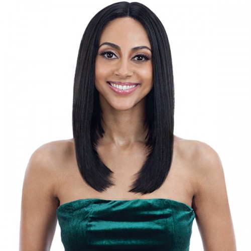 Model Model Synthetic Freedom Part Lace Wig - LACE NUMBER 205
