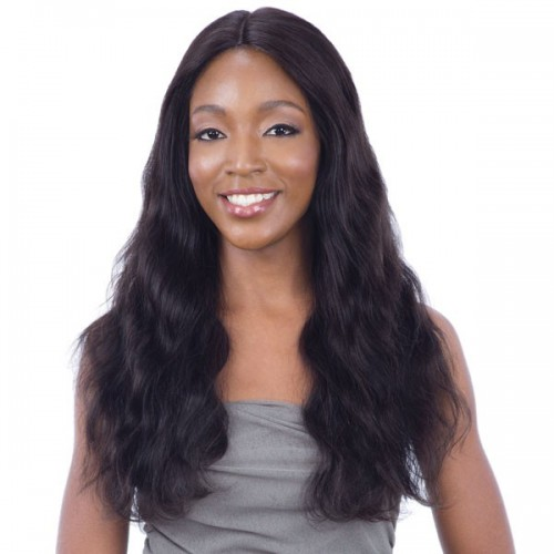 Model Model Nude Brazilian Natural 5 Inch Part Lace Front Wig ORIGIN 301