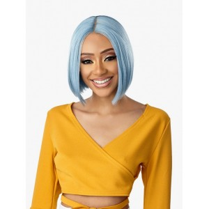 Sensationnel Shear Muse Lace Front Wig AKEEVA