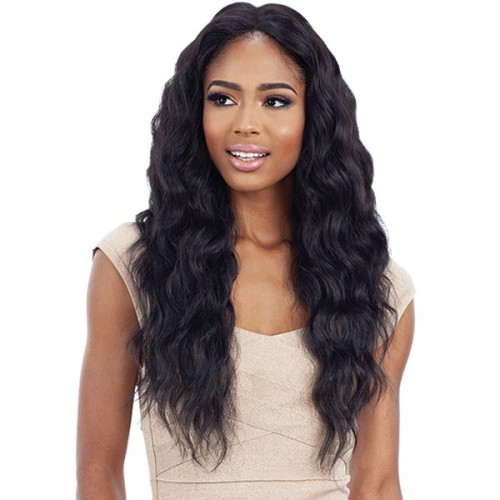 Mayde Beauty Synthetic X-tra Deep Lace Frontal Wig - X02