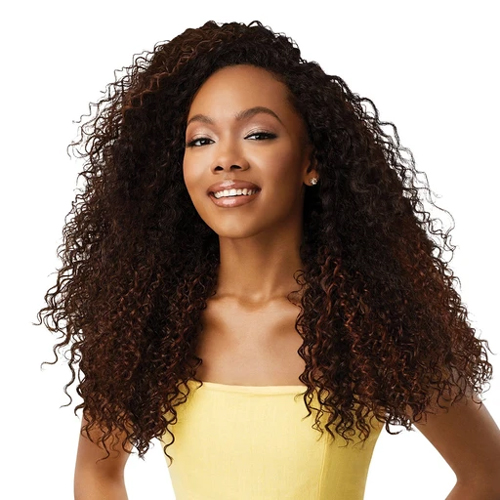 Outre Premium Synthetic Converti-Cap Wig Curly K.O