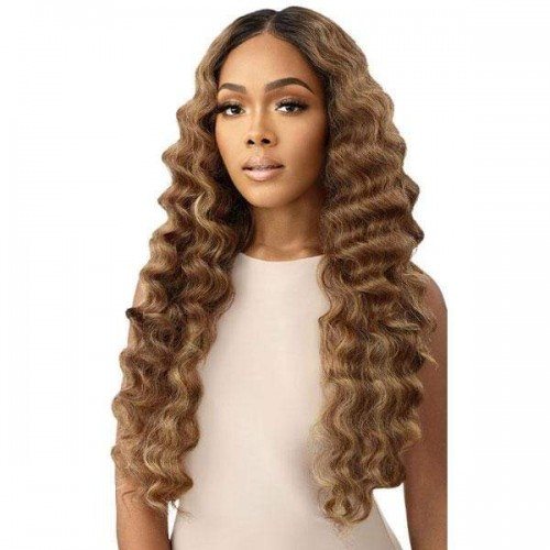 Outre Synthetic Melted Hairline Lace Front Wig BRIALLEN